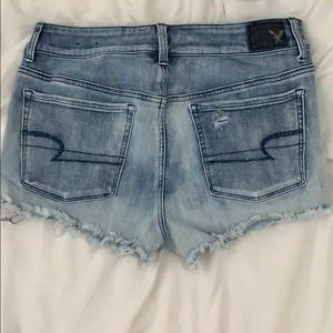 American Eagle Outfitters Shorts - High rise American Eagle shorts